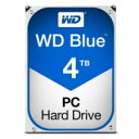 【送料無料】WESTERN DIGITAL WD Blueシリーズ 3.5インチ内蔵HDD 4TB SATA3(6Gb/s) 5400rpm 64MB WD40EZRZ-RT2