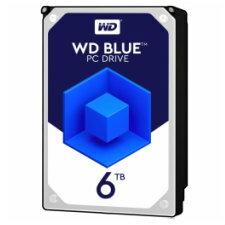 【送料無料】WESTERN DIGITAL WD Blueシリーズ 3.5インチ内蔵HDD 6TB SATA3(6Gb/s) 5400rpm 64MB WD60EZRZ-RT