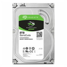 【送料無料】Seagate Guardian Barracudaシリーズ 3.5インチ内蔵HDD 8TB SATA 6.0Gb/s 256MB ST8000DM004