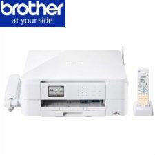 【送料無料】ブラザー工業 A4インクジェット複合機/FAX/6/12ipm/デジタル子機1台/無線LAN MFC-J737DN