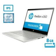 【送料無料】HPPavilionx36014-cd(14型/FHD/Corei5-8250U/メモリ8GB/SSD256GB/Win10Home)4SP69PA-AAAA