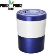 【送料無料】島産業生ごみ減量乾燥機パリパリキューブライト1〜3人用(ブルーストライプ)PCL-31-BWB
