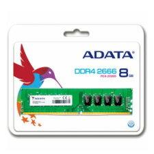 【送料無料】ADATA デスクトップPC用メモリ PC4-21300(DDR4-2666) 8GB(8GBx1枚)AD4U266638G19-R