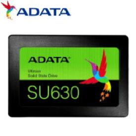 (単品限定購入商品)【送料無料】ADATA Ultimate SU630 2.5インチ SSD 960GB (3D QLC/SLCキャッシュ機能/2年保証/MTBF:150万時間/Read:520MBs/Write:450MBs) NTT-X Store限定モデルASU630SS-960GQ-X