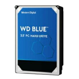 【送料無料】WESTERN DIGITAL WD Blueシリーズ 3.5インチ内蔵HDD 6TB SATA3(6Gb/s) 5400rpm 256MB WD60EZAZ-RT