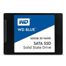 【送料無料】WESTERNDIGITALWDBlue3DNANDシリーズSSD500GBSATA6Gb/s2.5インチ7mmcased国内正規代理店品WDS500G2B0A