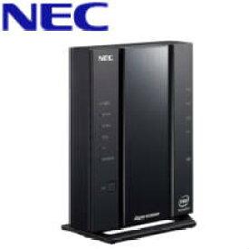【送料無料】 NEC 無線LAN親機 WiFi6(11ax)対応 (2402+574Mbps/WiFiスループット約1580Mbps(最大)/IPv6 IPoE対応/VPNパススルー機能) PA-WX3000HP