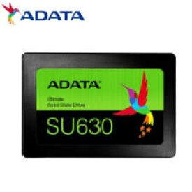 【送料無料】 ADATA Ultimate SU630 2.5インチ SSD 1.92TB (3D QLC/SLCキャッシュ機能/3年保証/MTBF:150万時間/Read:520MBs/Write:450MBs) NTT-X Store限定モデル ASU630SS-1T92Q-T