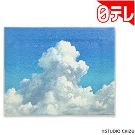 スタジオ地図10th記念 青空と入道雲 キャンバスパネル (日本テレビ 通販 ポシュレ)