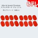 スリムデボーテプレミアム 替えゲルパッド 2セット(16枚入) 日テレポシュレ(日本テレビ 通販 ポシュレ)