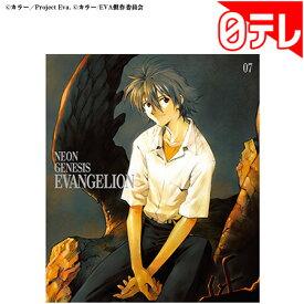 新世紀エヴァンゲリオン Blu-ray STANDARD EDITION Vol.7(日本テレビ 通販 ポシュレ)