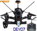【ラジコン ヘリコプター】WALKERA ワルケラ / F210 レーシング クアッドコプター + DEVO7 送信機(HDカメラ、OSD、…