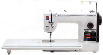 Sewing machine baby lock (with 5500 JUKI )/ companion ★ button buttonholers) for occupations