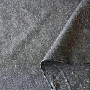50cm単位水通し不要 【広巾】遠州綿紬 無地紬 白鼠(しろねず)120cm巾
