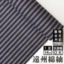 生地/縞紬 TB-50 -燕- 木綿反物