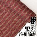 【スポット】縞紬 TB-55 -古(いにしえ)- 木綿反物