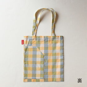 チープリールー檸檬-れもん-トートバッグ2way肩かけ手持ちバッグお稽古バッグ折りたたみ軽量布生地