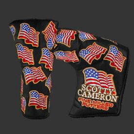 スコッティキャメロン U.S. Flags ヘッドカバー 101277[scotty cameron head cover USオープン 全米オープン ゴルフ]
