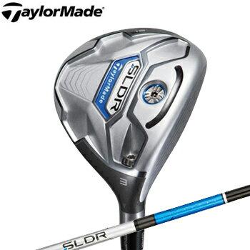 テーラーメイド SLDR フェアウェイウッド 日本仕様 TM1-114カーボンシャフト [Taylormade DRIVER ゴルフ]【あす楽対応】