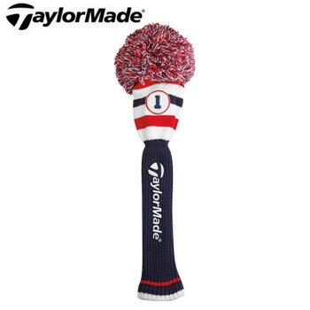 テーラーメイド 2015Pom ドライバー用 ヘッドカバー(B1091601) US仕様[Taylormade head cover]【W-INO】