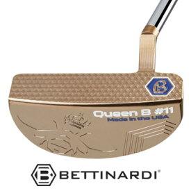 ベティナルディ 2021 Queen B 11 パター US仕様 [BETTINARDI Putter QB11 クイーンB made in USA  ゴルフ]