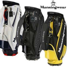 マンシング ウェア 2021キャディバッグ 9.5型 MQBRJJ10XX 日本仕様 [Munsingwear Bag カートバック ゴルフ]