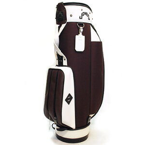 ジョーンズ 2021JONES RIDER Chocolate Brown キャディバッグ [Jones Golf Bags ライダー  チョコレート ブラウン ゴルフ]