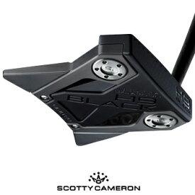 スコッティキャメロン 2019 Limited Release H-19 BLACK パター 1000本限定モデル 34インチ [SCOTTY CAMERON マレット ゴルフ H19 ブラック ホリデー]