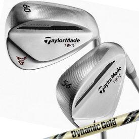 テーラーメイド 2020 MG2 Tiger Woods グラインド ウェッジ US仕様 Dynamic Gold Tour Issue S400 スチールシャフト[TaylorMade ミルドグラインド2 RAW ノーメッキフェイス TW タイガーウッズ ゴルフ]