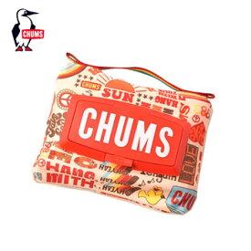 CHUMS ウェットティッシュケース CH62-1496[チャムス Wet Tissue Case アウトドア キャンプ ポーチ ケース ]【あす楽対応】