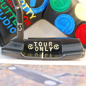 34 inches of Scottie Cameron 2015 NEWPORT2 TIMELESS CARBON Brushed Black  tungsten weight tour putters [Scotty Cameron circle T Putter TOUR Newport 2