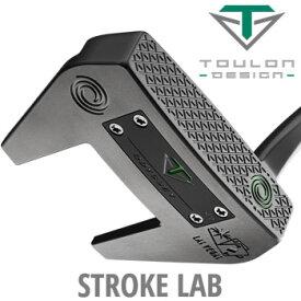 オデッセイ パター 2019 Toulon Design Las Vegas H7  STROKE LAB パター US仕様 [Odyssey トゥーロン デザイン ストロークラボ ラスベガス ショートスラント ゴルフ]