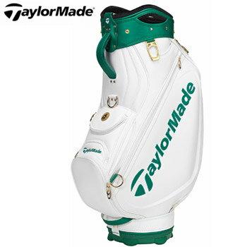テーラーメイド 2019 Season Opener Staff Bag US仕様 N6552101 Green/White [TaylorMade キャディバッグ シーズン オープナー ツアースタッフバッグ マスターズ MASTERS GOLF ゴルフ]