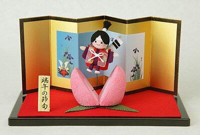 ちりめん細工キット・桃から桃太郎【RCP】