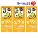 【送料無料】18本セット(6本入×3)キッコーマン 豆乳 フルーツミックス 1000ml18本セット(常温保存可能)