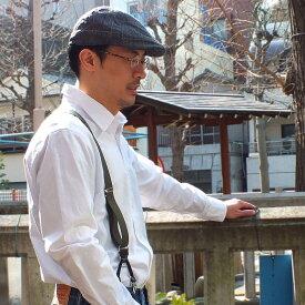 サスペンダー メンズ ダブルクリップ Y型 無地 30mm幅 日本製【ダイヤクリップ】【箱入り】【送料無料】【新生活応援】【父の日】【ギフト】【RCP】