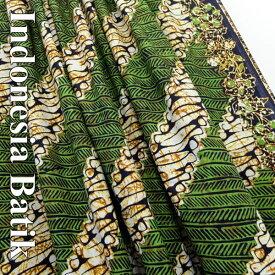 バティック-032 インドネシアのろうけつ染め アジアン雑貨 布 さらさ 更紗 タペストリー スパ サロン マルチクロス ソファカバー