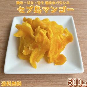 ドライマンゴー 500g 送料無料 セブ島マンゴ フィリピン産 プレミアムドライマンゴー使用 ドライフルーツ 大人気!