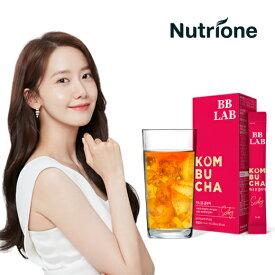 【Nutrione公式】BBLAB インナービューコンブチャ【送料無料】ユナ 少女時代 Nutrione BBLAB コンブチャ 美容茶 ダイエット茶 健康茶 健康飲料 コンブチャ酵素 コンブチャクレンズ 酵素ドリンク 韓国 韓国食品