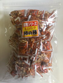 740gミニパック柿の種(ピーナッツ入り)個装・小袋シリーズ 個包装1袋10g前後(約74個入)《宅配便・送料別》