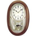 セイコークロック SEIKO からくり時計 掛け時計 電波時計 壁掛け・メロディ セイコー掛け時計 セイコーからくり時計 セイコー電波時計 AM234H ウエー...