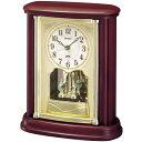 セイコークロック SEIKO 置き時計 電波時計 BY227B セイコー置き時計 セイコー電波時計 おしゃれ【あす楽対応】【送料無料】