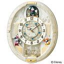 セイコークロック SEIKO ディズニー からくり時計 電波時計 FW580W セイコー掛け時計 壁掛け セイコーからくり時計 セイコー電波時計 ディズニー ミ...