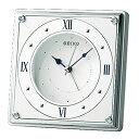 セイコークロック SEIKO 目覚まし時計 置き時計 QK735W セイコー目覚まし時計 セイコー置き時計 おしゃれ【あす楽対応】