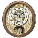 セイコークロック SEIKO 掛け時計 壁掛け からくり時計 電波時計 RE573B セイコー掛け時計 壁掛け セイコーからくり時計 セイコー電波時計 メロディ...