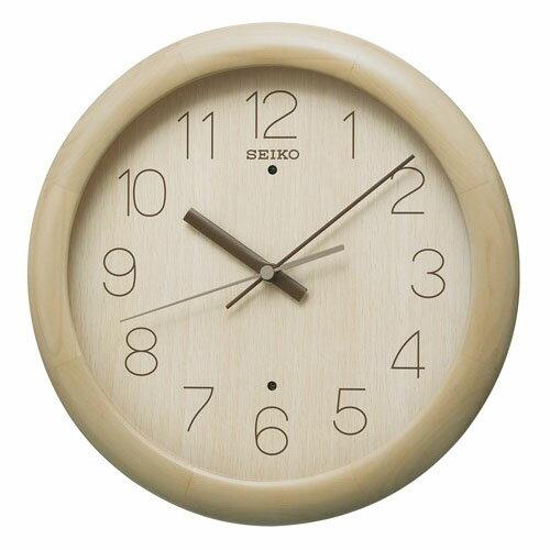 SEIKOギフト包装無料 セイコークロック SEIKO 掛け時計 壁掛け 電波時計 KX201A セイコー掛け時計 壁掛け セイコー電波時計 木枠 おしゃれ【あす楽対応】【ギフト】
