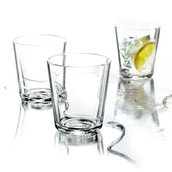 エバソロ エバ・ソロ エヴァソロ タンブラー 耐熱グラス 【クリア】 6個セット ギフトボックス入り 567425 北欧 デンマーク 北欧デザイン 雑貨 インテリア 【正規品】あす楽対応