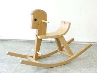 Wooden rocking horse best masterpieces Germany KELLER, Peter