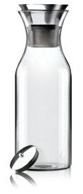 エバソロ eva solo フリッジカラフェ 耐熱ガラス 水差し ピッチャー 1.0L カバーレスタイプ 567510 EVS051 北欧 デンマーク 北欧デザイン 雑貨 インテリア 【正規品】 あす楽対応