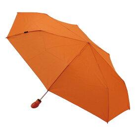 Knirps クニルプス FLOYD Duomatic フロイドデュオマチック メンズ レディース 折りたたみ傘 丈夫 KNFY806-300 自動開閉 オレンジ 日傘 コンパクト 軽量 晴雨兼用 折り畳み傘【正規品】【送料無料】